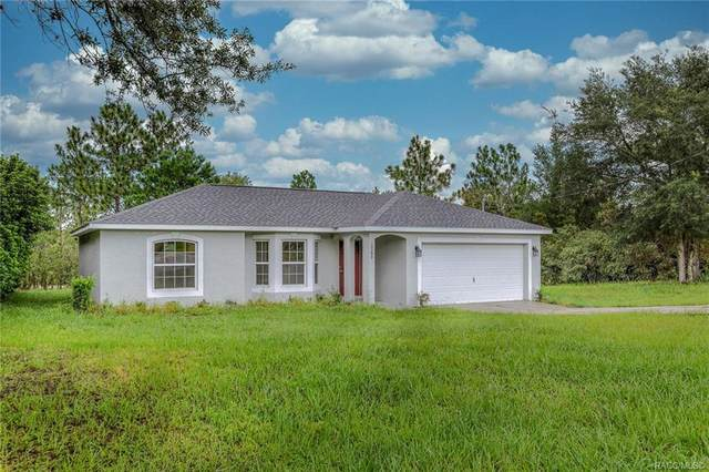 10299 N Spaulding Drive, Citrus Springs, FL 34433 (MLS #793233) :: Plantation Realty Inc.