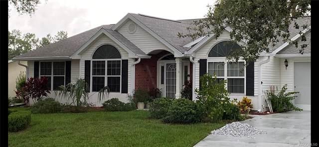 8597 SW 208th Lane Road, Ocala, FL 34481 (MLS #793235) :: Plantation Realty Inc.