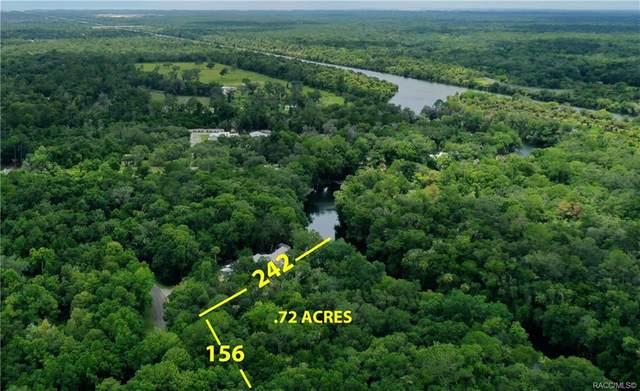 10554 N Dawnflower Point, Crystal River, FL 34428 (MLS #793243) :: Pristine Properties