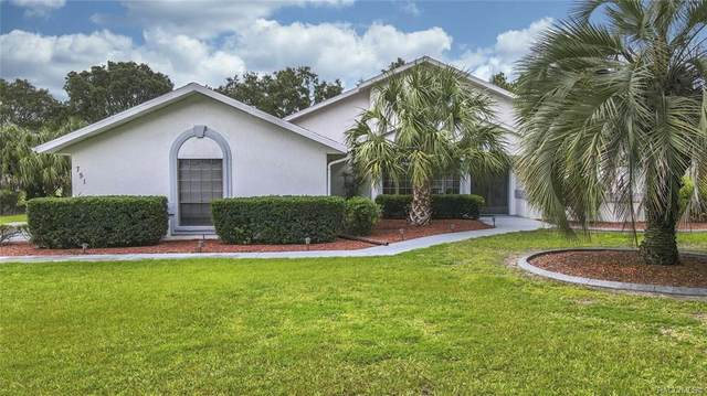 751 E Falconry Court, Hernando, FL 34442 (MLS #793256) :: Plantation Realty Inc.