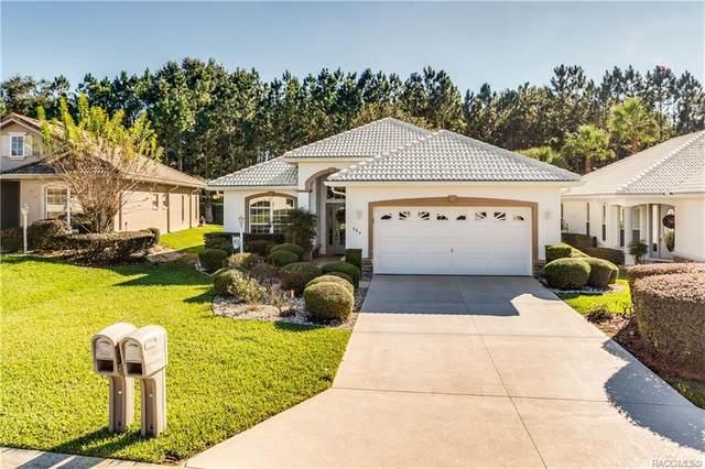 864 W Silver Meadow Loop, Hernando, FL 34442 (MLS #793259) :: Plantation Realty Inc.