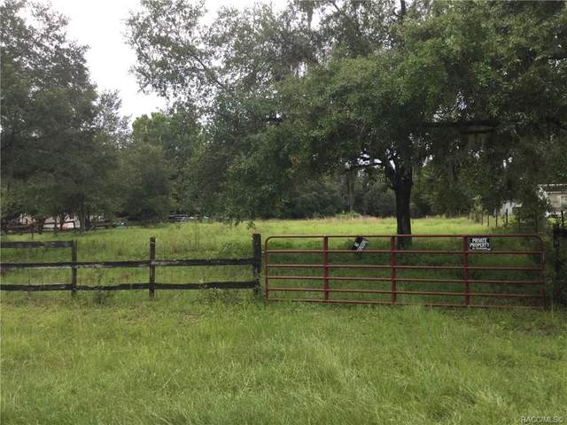 11044 N Wahoo Trail, Dunnellon, FL 34433 (MLS #793261) :: Pristine Properties