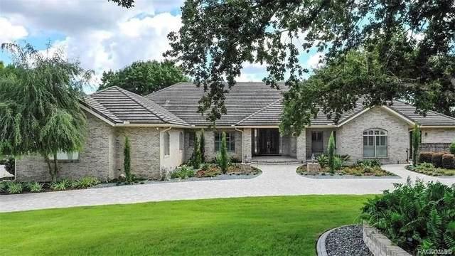 3968 N Grayhawk Loop, Lecanto, FL 34461 (MLS #793273) :: Pristine Properties