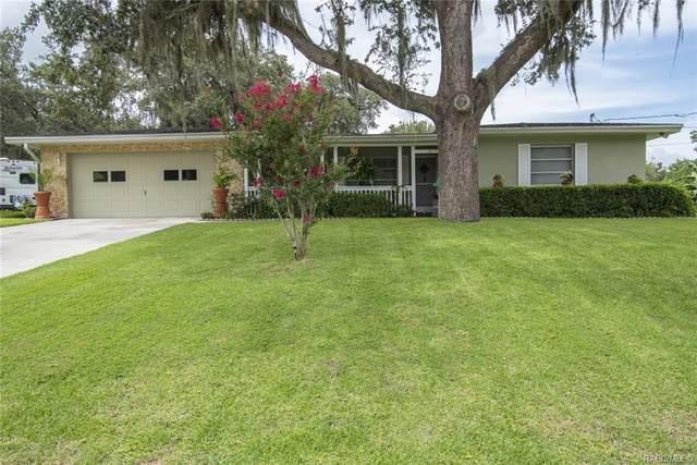 6039 E Rush Street, Inverness, FL 34452 (MLS #793285) :: Pristine Properties