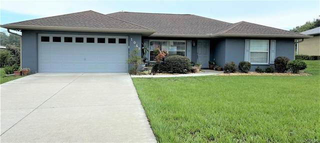 1042 S Brookfield Drive, Lecanto, FL 34461 (MLS #793310) :: Plantation Realty Inc.