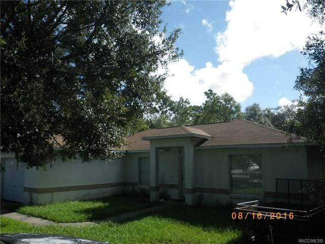 67 N Fitzpatrick Avenue, Inverness, FL 34453 (MLS #793313) :: Plantation Realty Inc.