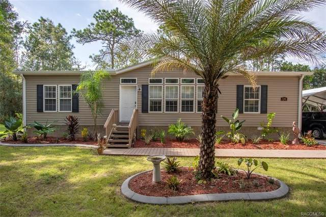 7341 W Vineyard Drive, Homosassa, FL 34448 (MLS #793317) :: Plantation Realty Inc.