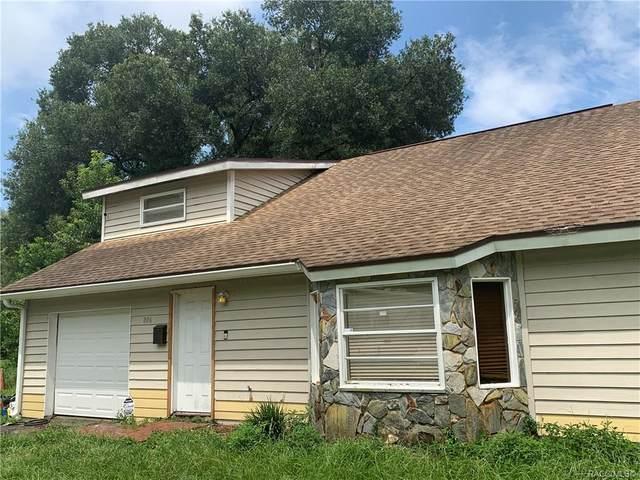 806 Kingsley Terrace, Inverness, FL 34450 (MLS #793329) :: Plantation Realty Inc.