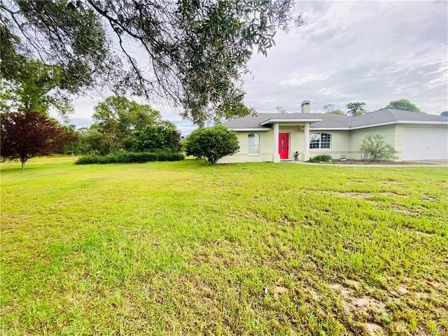 12791 80th Street SE, Morriston, FL 32668 (MLS #793344) :: Plantation Realty Inc.