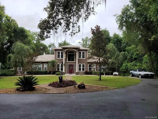 7427 E Azalea Drive, Floral City, FL 34436 (MLS #793359) :: Plantation Realty Inc.