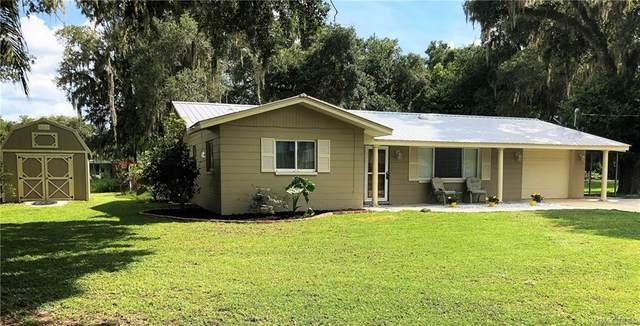 7607 S Viewcrest Loop #7, Floral City, FL 34436 (MLS #793384) :: Plantation Realty Inc.