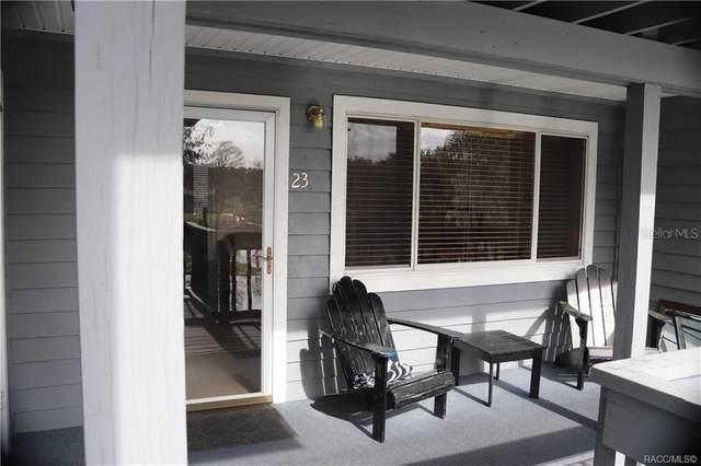 20820 River Drive B23, Dunnellon, FL 34431 (MLS #793407) :: Plantation Realty Inc.