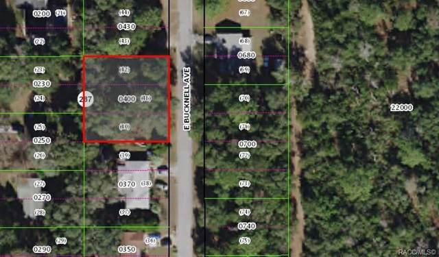 728 Sherwood Avenue, Inverness, FL 34450 (MLS #793445) :: Plantation Realty Inc.