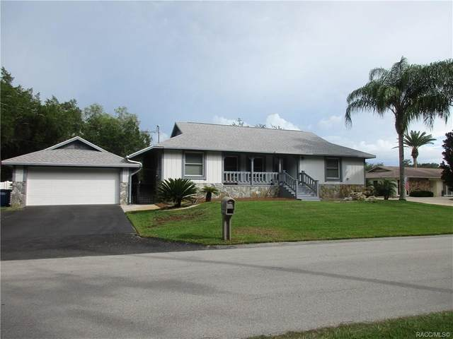 581 NW 14th Place, Crystal River, FL 34428 (MLS #793480) :: Plantation Realty Inc.
