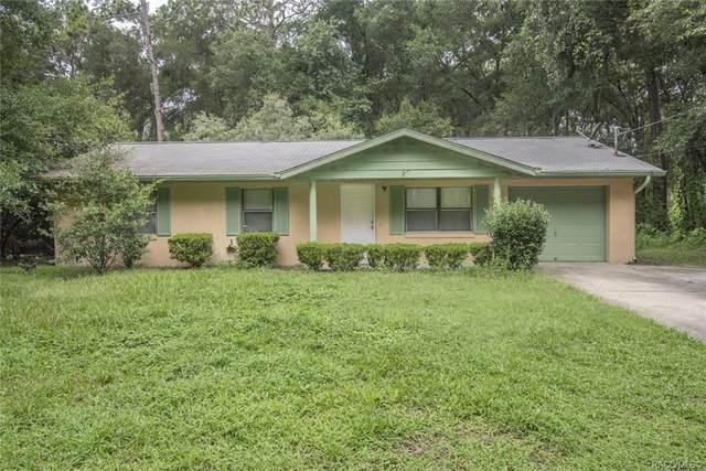 3900 S Placid Avenue, Inverness, FL 34452 (MLS #793540) :: Plantation Realty Inc.
