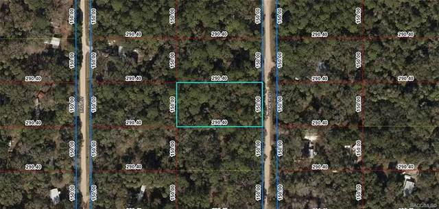 0 Shearer Street, Inglis, FL 34449 (MLS #793548) :: Pristine Properties