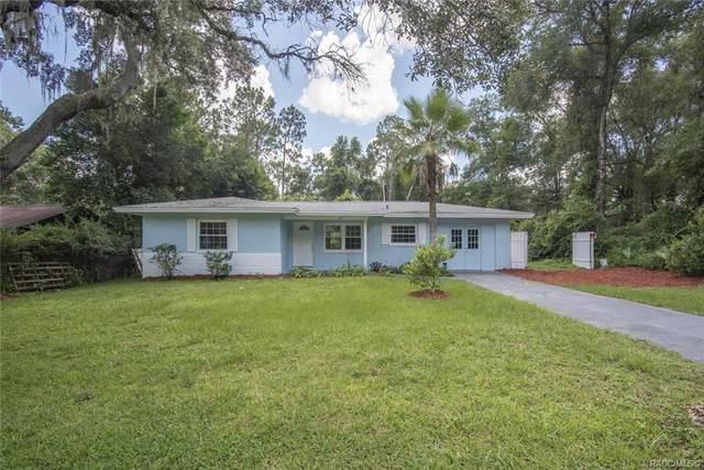 109 E Inverness Boulevard, Inverness, FL 34452 (MLS #793555) :: Plantation Realty Inc.