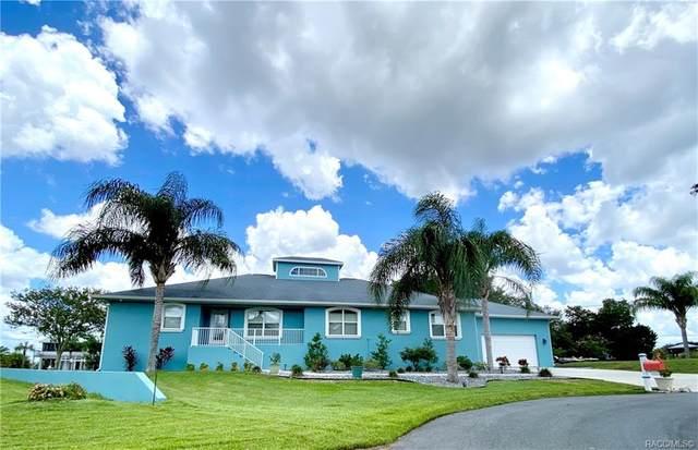 11905 W Sunnybrook Court, Crystal River, FL 34429 (MLS #793571) :: Plantation Realty Inc.