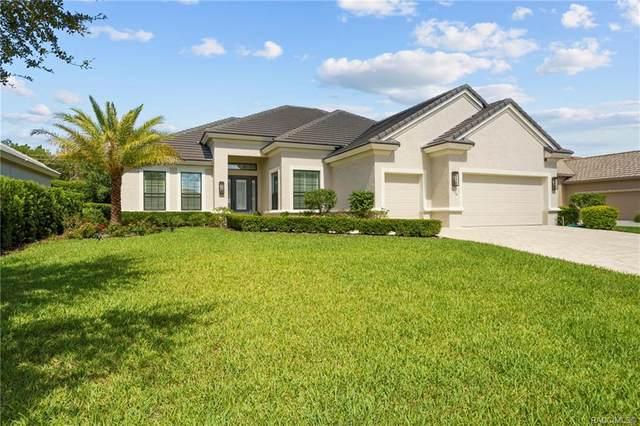 1530 N Ridge Meadow Path, Hernando, FL 34442 (MLS #793573) :: Plantation Realty Inc.
