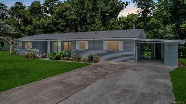7610 S Viewcrest Loop, Floral City, FL 34436 (MLS #793693) :: Plantation Realty Inc.