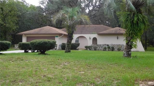 1746 W Ivorywood Drive, Beverly Hills, FL 34465 (MLS #793755) :: Plantation Realty Inc.