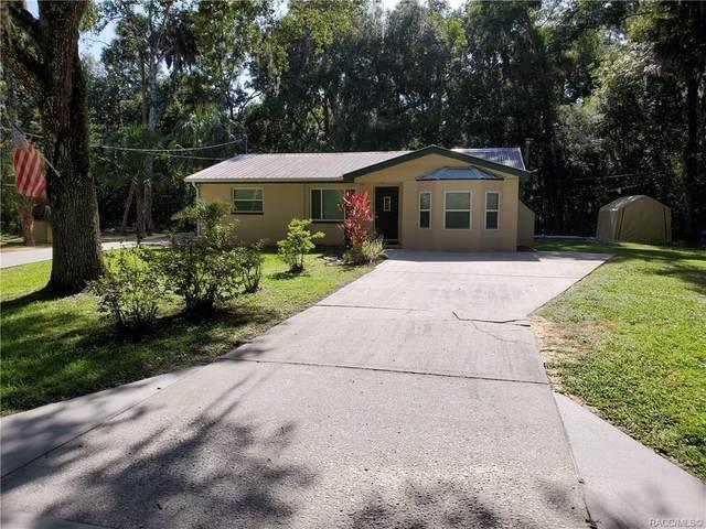 5304 S James Terrace, Homosassa, FL 34448 (MLS #793770) :: Plantation Realty Inc.