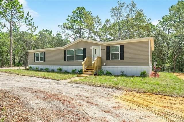 4543 S Slash Pine Avenue, Homosassa, FL 34446 (MLS #793779) :: Plantation Realty Inc.