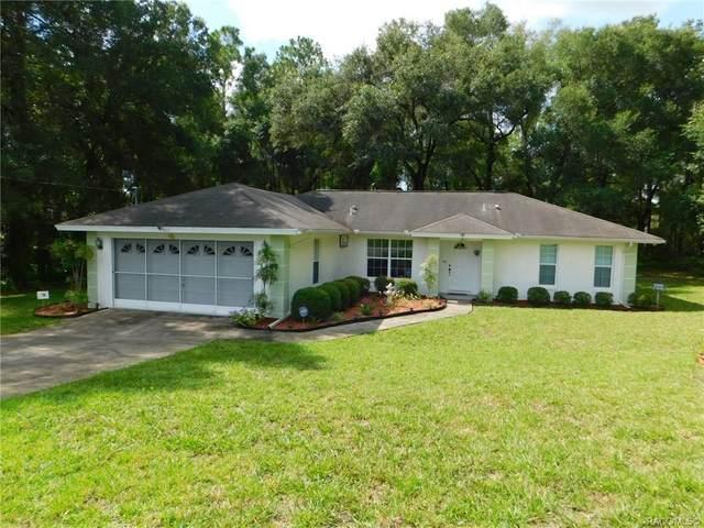 311 E Inverness Boulevard, Inverness, FL 34452 (MLS #793797) :: Plantation Realty Inc.