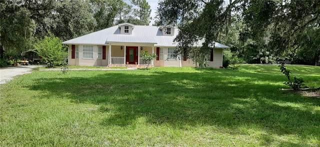 13051 Highway 40 E, Dunnellon, FL 34431 (MLS #793811) :: Plantation Realty Inc.