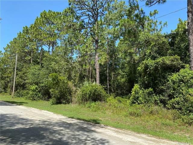 10195 W Ohio Drive, Crystal River, FL 34428 (MLS #793832) :: Plantation Realty Inc.