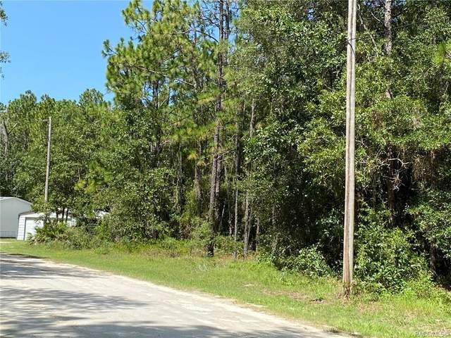 10215 W Ohio Drive, Crystal River, FL 34428 (MLS #793834) :: Plantation Realty Inc.
