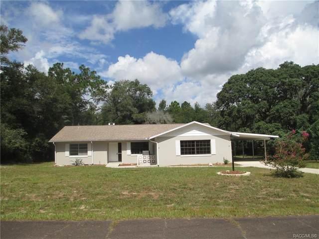9203 N Justa Drive #15, Citrus Springs, FL 34433 (MLS #793863) :: Plantation Realty Inc.
