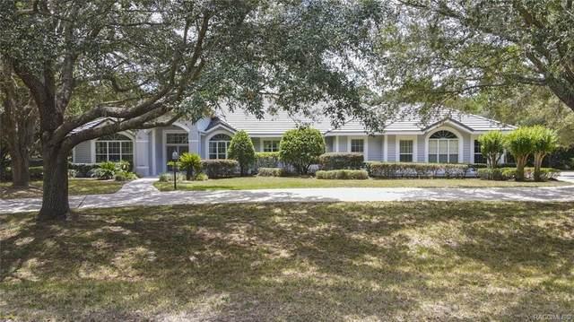3738 N Grayhawk Loop, Lecanto, FL 34461 (MLS #793864) :: Plantation Realty Inc.