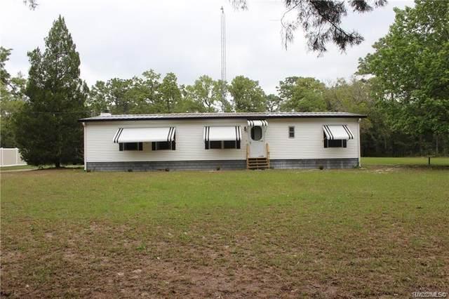 6127 W Meadow Street, Homosassa, FL 34448 (MLS #793868) :: Plantation Realty Inc.