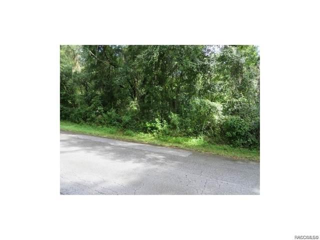 6344 E Seneca Street, Inverness, FL 34452 (MLS #793885) :: Plantation Realty Inc.