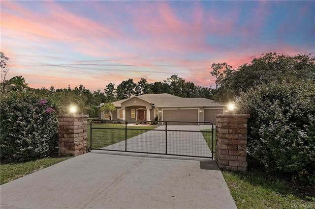 5605 W Buckskin Drive, Beverly Hills, FL 34465 (MLS #793893) :: Plantation Realty Inc.