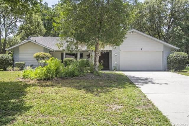 9 Sycamore Circle, Homosassa, FL 34446 (MLS #793898) :: Plantation Realty Inc.