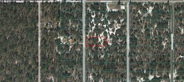 Lot 26 SW Half Moon Drive, Dunnellon, FL 34431 (MLS #793899) :: Plantation Realty Inc.