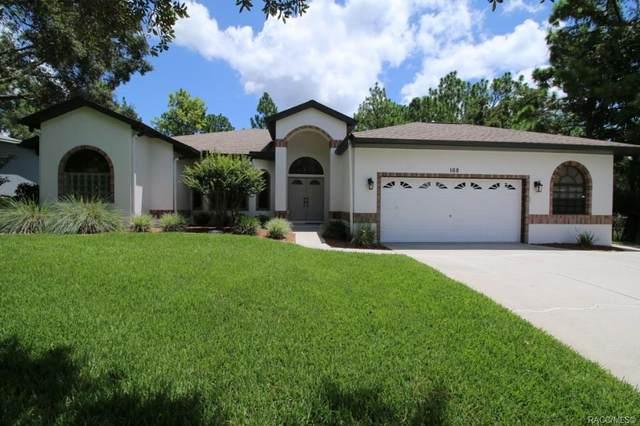 168 Cypress Boulevard E, Homosassa, FL 34446 (MLS #793916) :: Plantation Realty Inc.