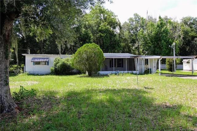 8370 S Lake Consuella Drive, Floral City, FL 34436 (MLS #793919) :: Plantation Realty Inc.