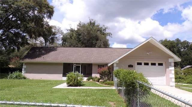 6575 E Noel Place, Inverness, FL 34452 (MLS #793923) :: Plantation Realty Inc.