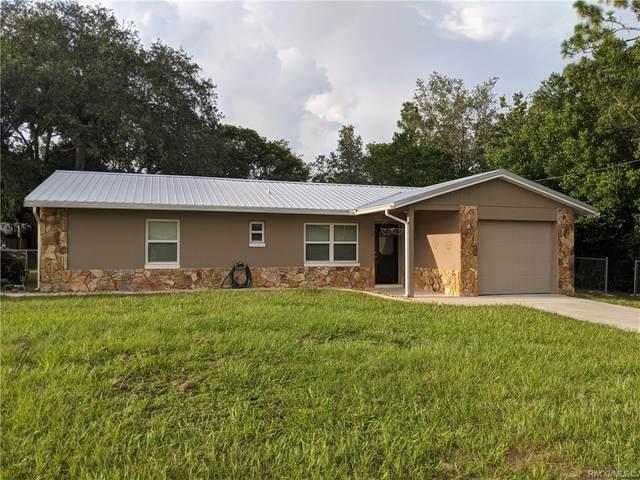 5509 W Justin Court, Homosassa, FL 34448 (MLS #793924) :: Plantation Realty Inc.