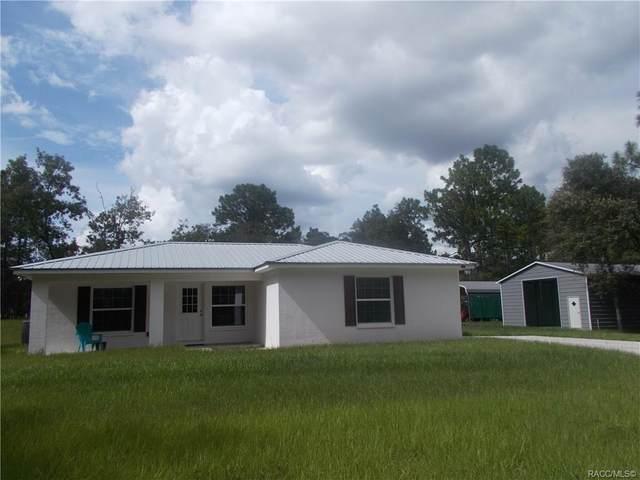 6337 W Tirana Lane, Dunnellon, FL 34433 (MLS #793929) :: Plantation Realty Inc.