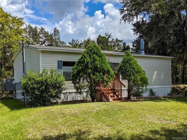 6338 S Banyon Drive, Homosassa, FL 34448 (MLS #793931) :: Plantation Realty Inc.