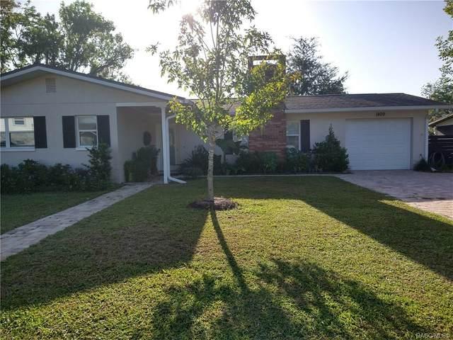 1409 SE 4th Avenue, Crystal River, FL 34429 (MLS #793934) :: Plantation Realty Inc.