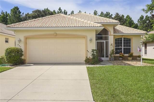 884 W Silver Meadow Loop, Hernando, FL 34442 (MLS #793959) :: Plantation Realty Inc.