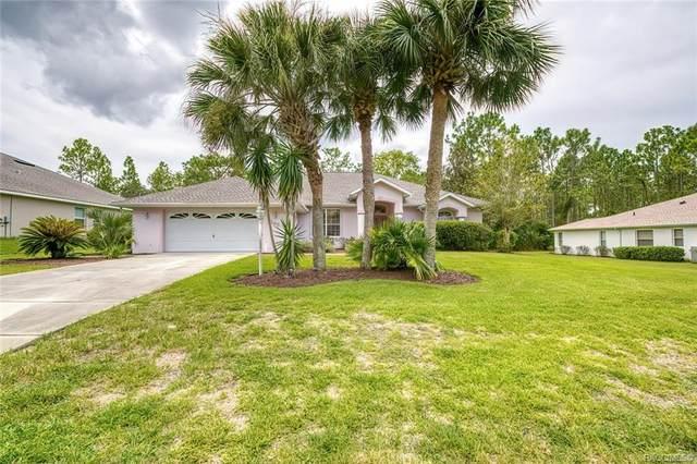 143 Linder Drive, Homosassa, FL 34446 (MLS #793963) :: Plantation Realty Inc.