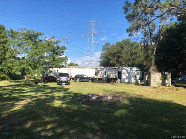 4160 N Mandrake Point, Crystal River, FL 34428 (MLS #793966) :: Plantation Realty Inc.