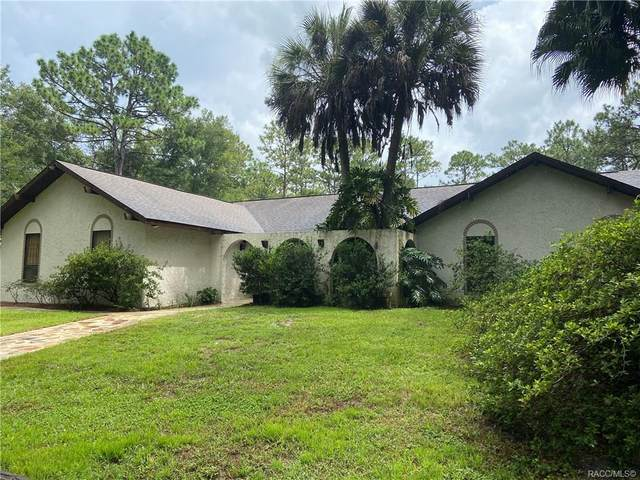 2536 W Sunrise Street, Lecanto, FL 34461 (MLS #793969) :: Plantation Realty Inc.