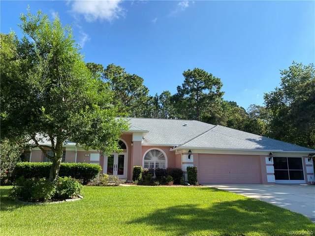 9 E Cyclamen Court, Homosassa, FL 34446 (MLS #793971) :: Plantation Realty Inc.